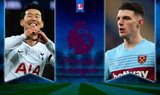 Tottenham vs West Ham Premier League