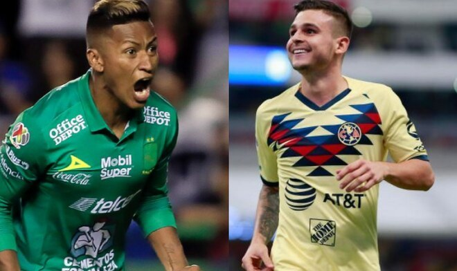 América vs León Guard1anes 2020