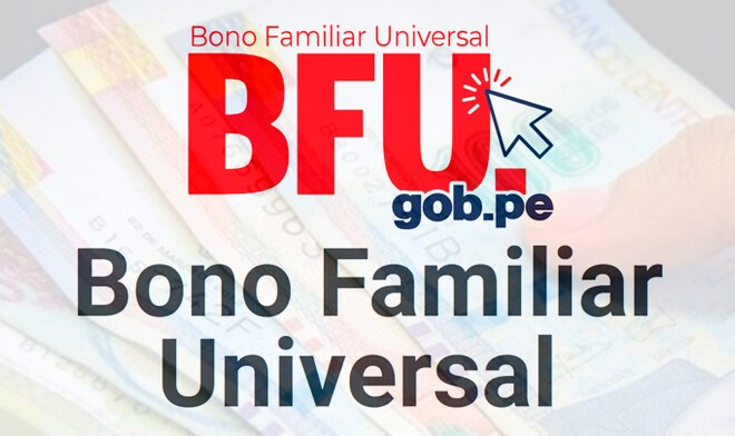 bono universal bfu