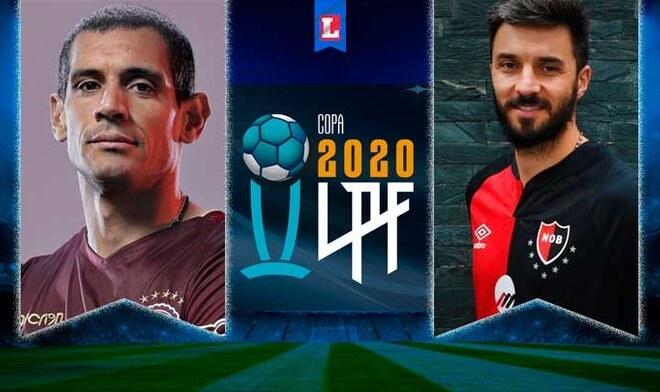 Newells venció 4-2 a Lanús por la Copa de la Liga Profesional - VIDEO - AP  Noticias Perú