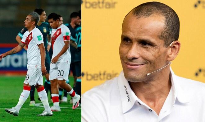 Rivaldo, Selección Peruana