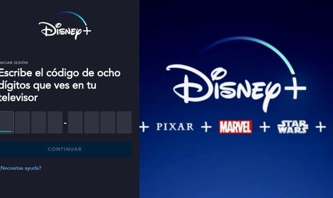 Disney Plus Begin
