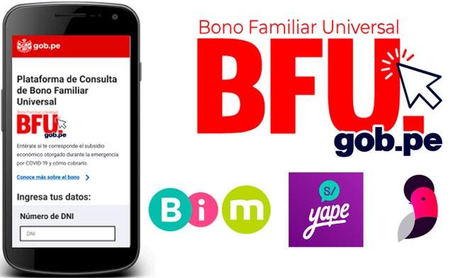 bfu bono universal