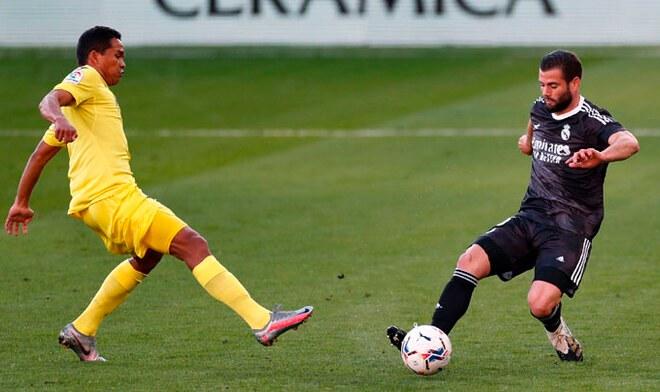 Real Madrid y Villarreal
