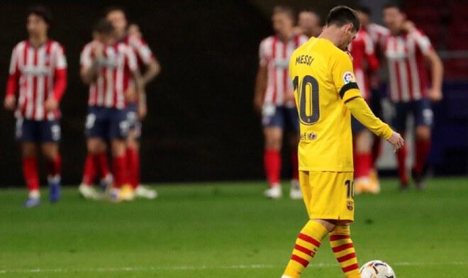 Atlético vs Barcelona