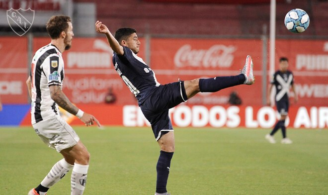 Independiente vs Central Córdoba