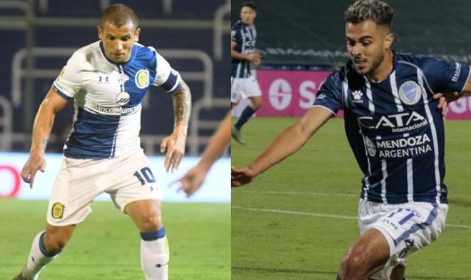 Rosario Central vs Godoy Cruz