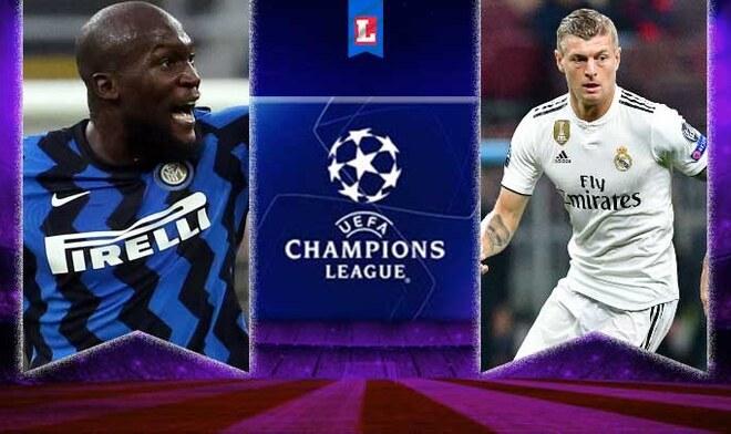 Inter vs Real Madrid EN VIVO