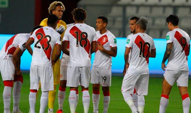 Selección Peruana Cerró El 2020 En El Puesto 25 Del Ranking FIFA Ricardo Gareca Eliminatorias Qatar 2022 Twitter VIDEO   Futbol Peruano