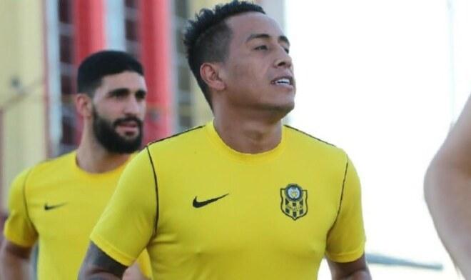 Christian Cueva Yeni Malatyaspor