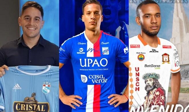 Liga 1 2021 Cristal Universitario