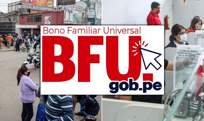 Bono Familiar Universal 2021