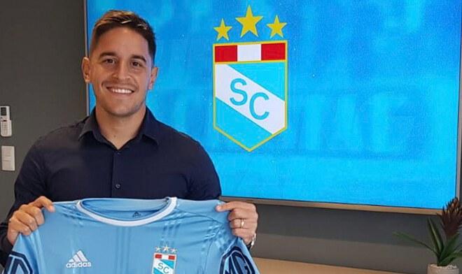 Alejandro Hohberg, Sporting Cristal
