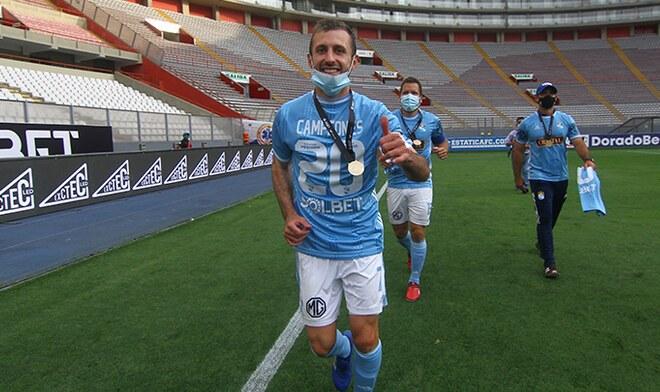 Horacio Calcaterra, Sporting Cristal