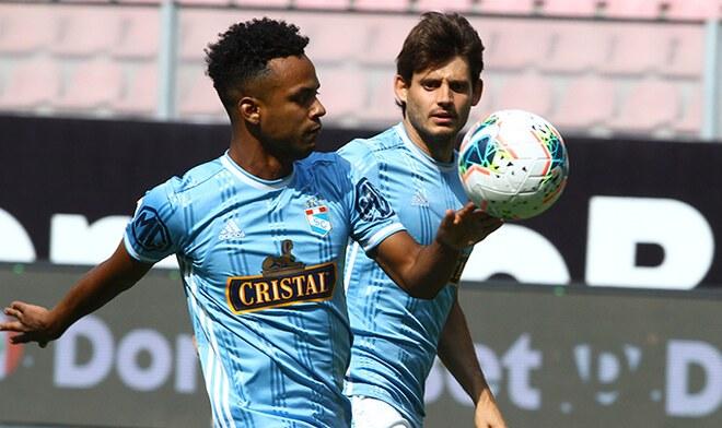 Nilson Loyola, Sporting Cristal