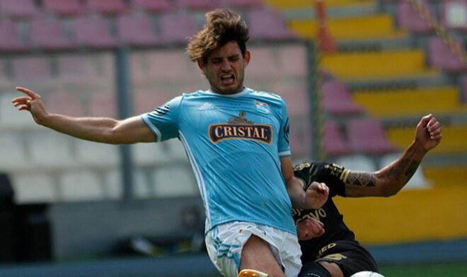 Omar Merlo, Sporting Cristal