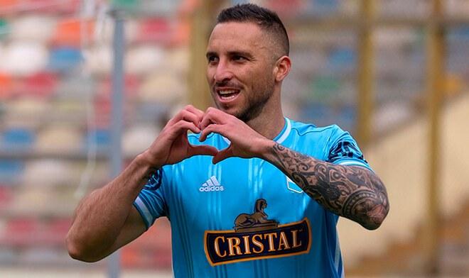 Emanuel Herrera, Sporting Cristal
