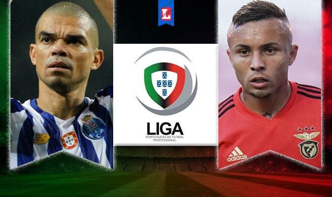 Porto vs Benfica Portugal