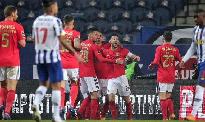 Porto vs. Benfica