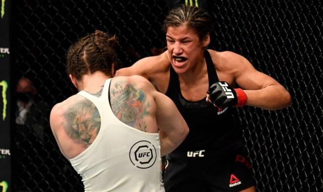 UFC 257 McGregor vs Poirier