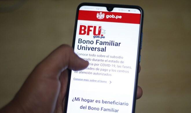 U00daltimo Bono Universal 2021 Link Consultar Tercer Bono