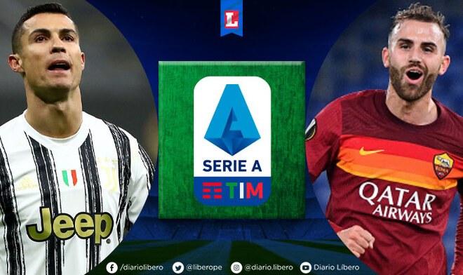 Juventus vs. Roma EN VIVO