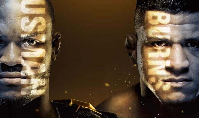 UFC 258, Usman vs. BurnsEN VIVO