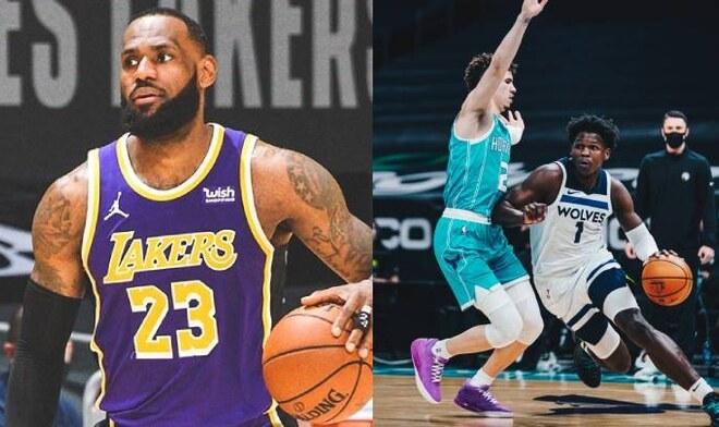 Lakers vs. WolvesEN VIVO