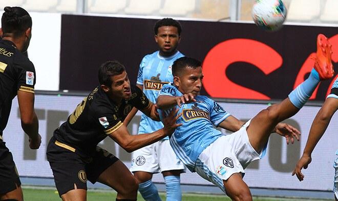 Liga 1 Movistar, Universitario, Sporting Cristal
