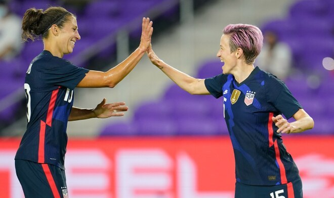 SheBelieves Cup 2021