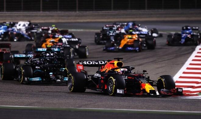 Fórmula 1 en vivo