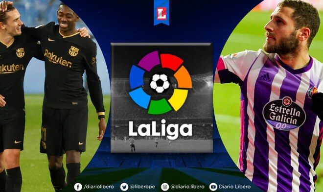Barcelona vs. Real Valladolid
