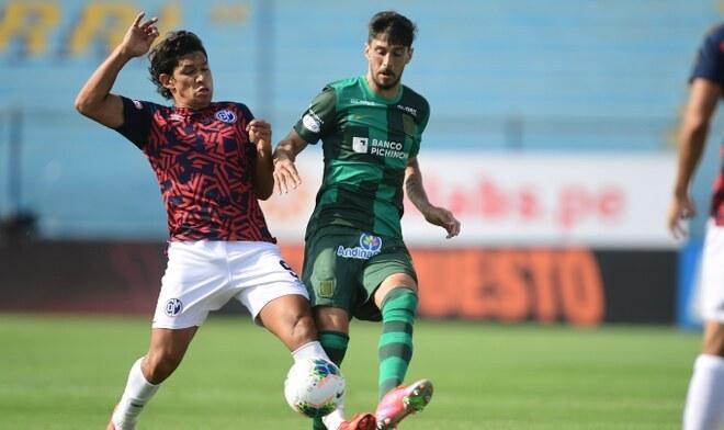 Alianza Lima vs Municipal