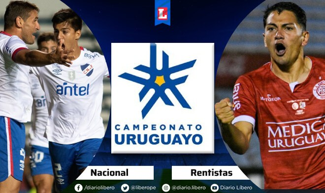 Nacional vs Rentistas