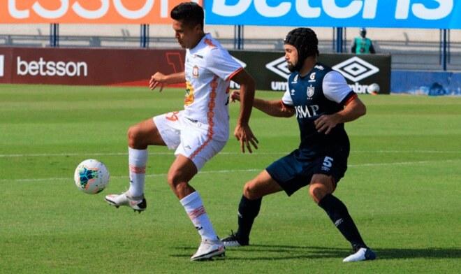 San Martín vs Ayacucho FC
