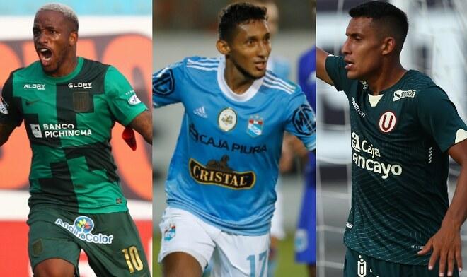 Liga 1 Cristal Alianza Universitario