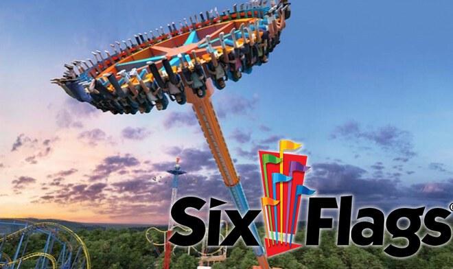 boletos de Six Flags Mexico 2021