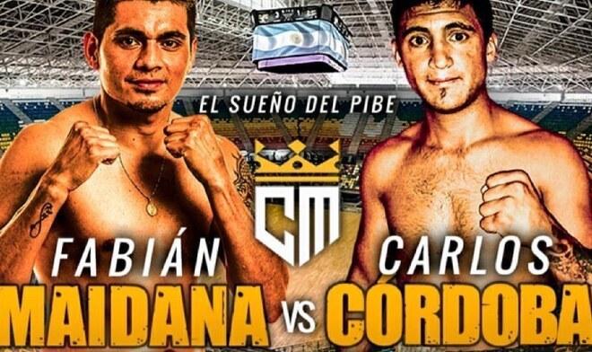 Maidana vs Córdoba boxeo argentino