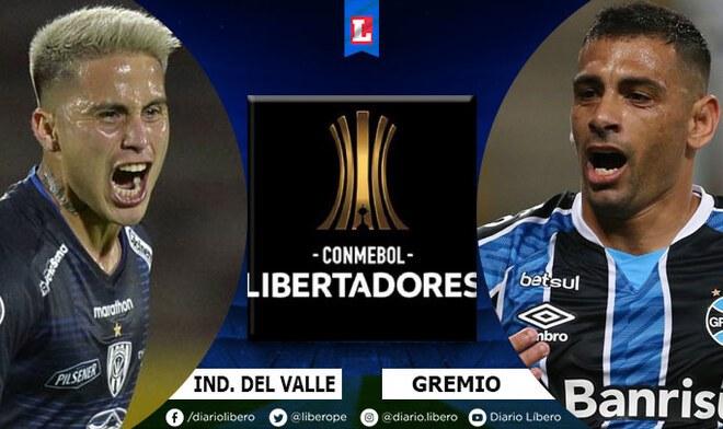 Independiente del Vallevs Gremio