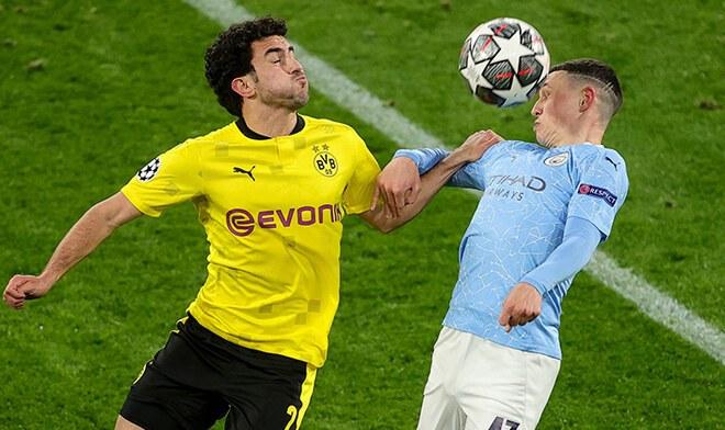 Dortmund, Manchester City