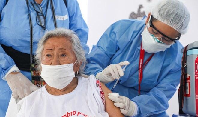 covid-19, Lima, vacunación