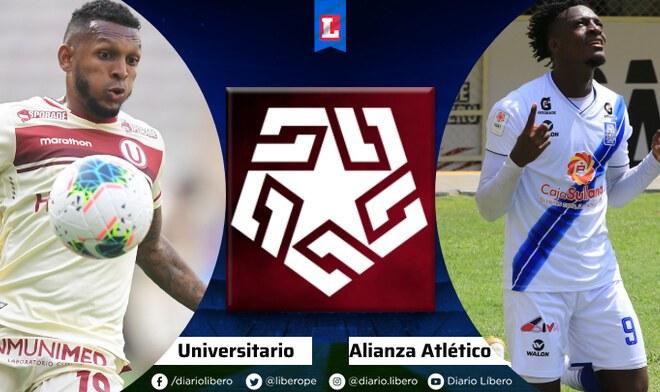 Universitario vs Alianza Atlético,