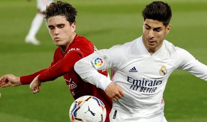 Real Madrid vs Osasuna Liga Santander