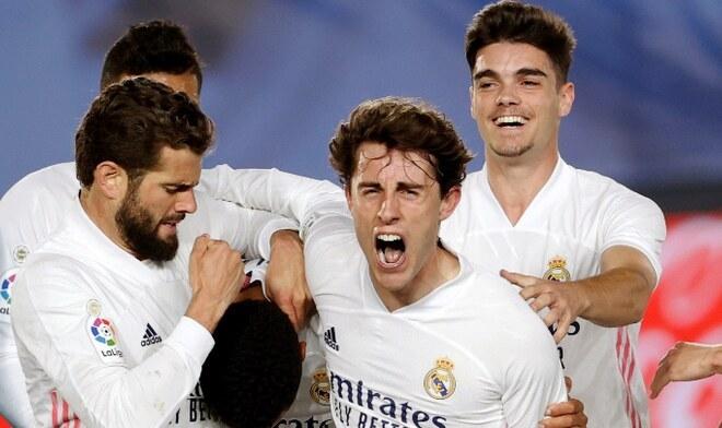 Real Madrid LaLiga