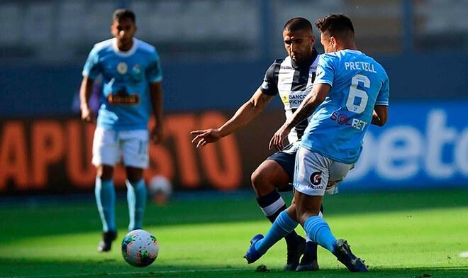 Sporting Cristal vs Alianza Lima Liga 1