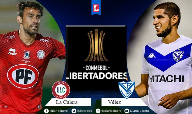 La Calera vs Velez vía FOX Sports ESPN