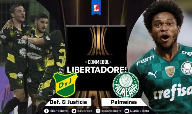 Defensa y Justicia vs Palmeiras