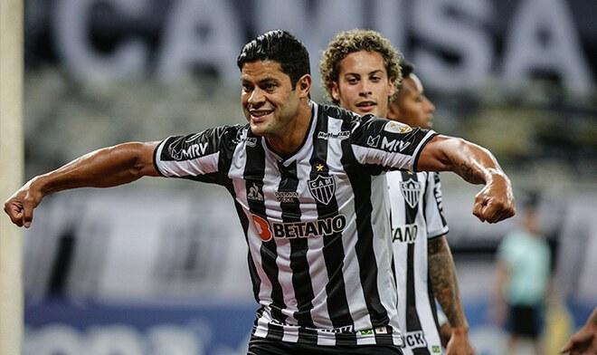 Atlético Mineiro, Cerro Porteño, Copa Libertadores