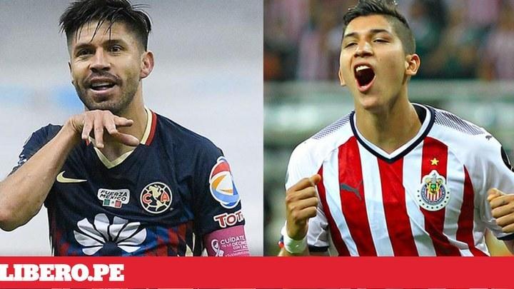 América vs Chivas EN VIVO ONLINE GRATIS vía TDN Televisa Deportes ... aefd13eb4a549