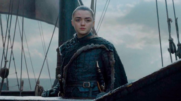 Maisie Williams descarta hacer un spin-off de Game of Thrones sobre Arya Stark